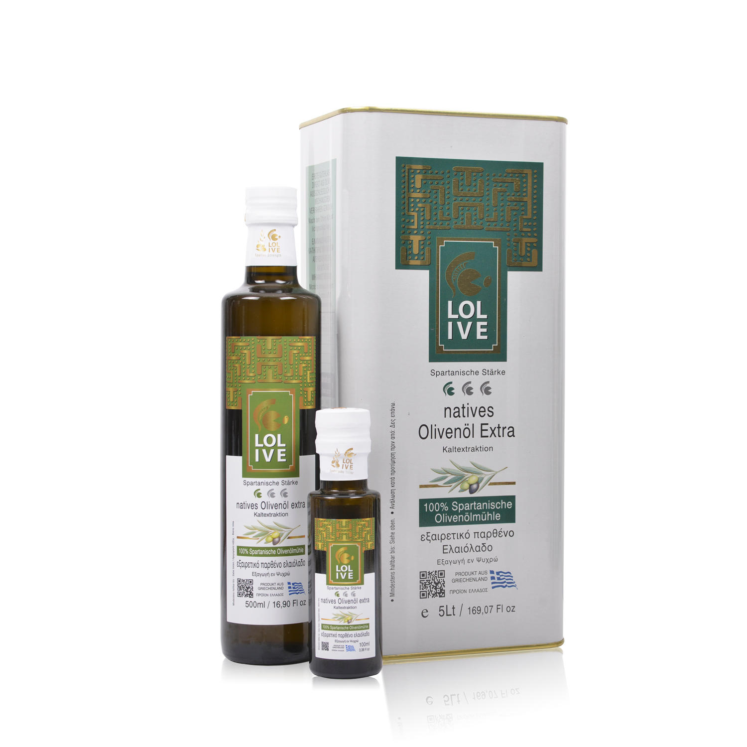 LOLIVE - Skoura Olive Oil Mill - SS1 Family